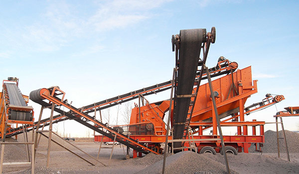 Impact Crusher Stone Production Line