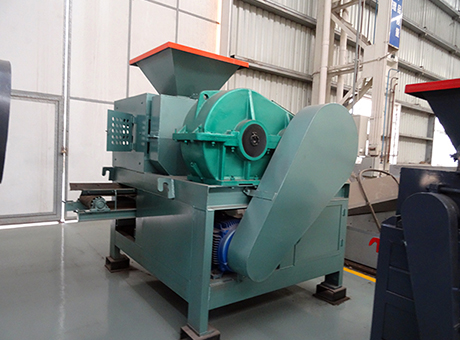 Refractory Material Briquette Press Machine